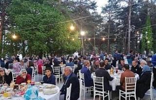 Çaycuma Kaymakamı Şehit Aileleri ve Gaziler onuruna...