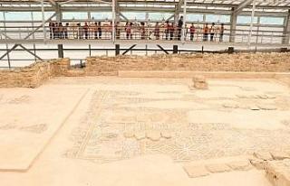 Dünyanın merakla beklediği Antik kent geçmişe...