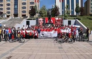 Karabük'te 'Gençlik Haftası' dolayısı ile...