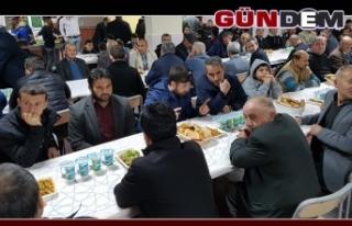 Kur'an Kursu'ndan iftar etkinliği!...