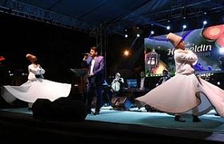 Mehmet Yiğit konseri ile etkinlikler başladı