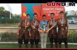 Okçuluk Turnuvasında Şampiyon Zonguldak Oldu!..