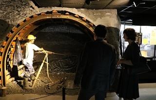 Polonyalı akademisyenler Maden Müzesi'ne hayran...