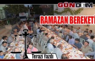 RAMAZAN BEREKETİ