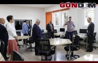 ZTSO'dan Mesleki ve Teknik Anadolu Lisesine ziyaret