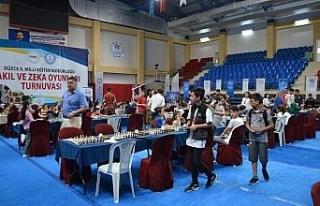 Akıl ve Zeka Oyunları Turnuvası başladı