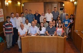 Çaycuma Belediye Meclisinden tarihi kararlar