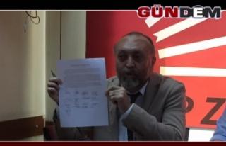 CHP'den salonu terk etme açıklaması