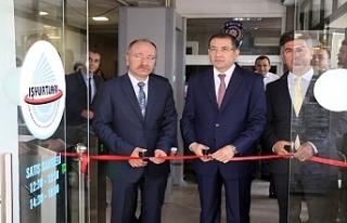 İş Yurtları Satış Mağazası açıldı