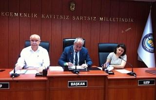 Mecliste Haziran mesaisi sona erdi