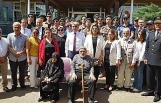 Şehit Özel Harekat Polisin adı karakolda yaşatılacak