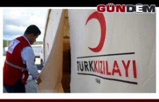 Türk Kızılay'ına 151 Yıllık Merhamet Çınarı