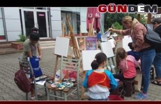 2. Ulusal Resim Çalıştayı başladı
