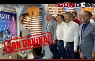 AK Parti Gökçebey Danışma Kurulu Toplantısı...