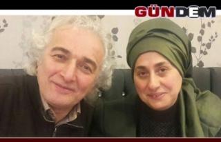 AK Parti İl Kadın Kolları Başkanı'nın eşi,...