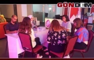 Bartın Üniversitesi, Karadeniz Ereğli'de yoğun...