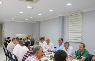 Bartın TSO Meslek Komite Toplantılarında KOSGEB...