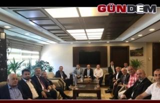 Başkent Zonguldaklılar Derneği KYK' da