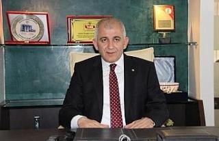 DTSO Başkanı Şahin, ikinci 500'de yer alan firmaları...