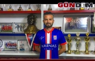 Ereğli'nin öz evladı Kuzu'nun yeni takımı...