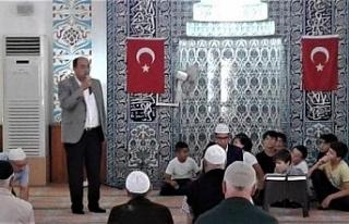 15 Temmuz Şehitleri için Gülüç'te mevlit okundu