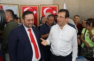 İBB Başkanı İmamoğlu Akçakoca ve Alaplı'yı...