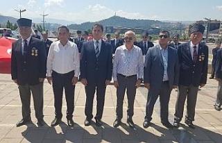 Karabük'te Kıbrıs Barış Harekatı'nın 45....