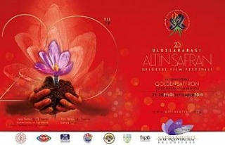 Safranbolu'da 20. Uluslararası Altın Safran Belgesel...