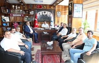 TÜRK METAL SENDİKASI'NDAN GMİS'E ZİYARET