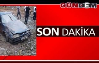 Zonguldak- Ereğli Karayolunda Kaza!..