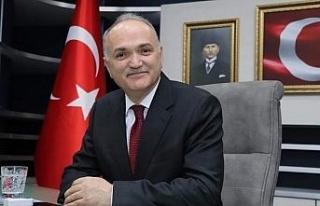 Bakan Özlü, AK Parti'nin kuruluş yıldönümünü...