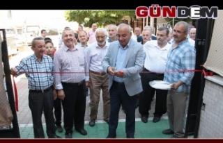 Başkan Bozkurt, kermes açılışına katıldı.