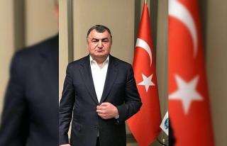 DATÜB Genel Başkanı Kassanov'dan bayram mesajı