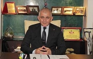 """DTSO Başkanı Şahin, """"Hızla gelişen bir Düzce..."""