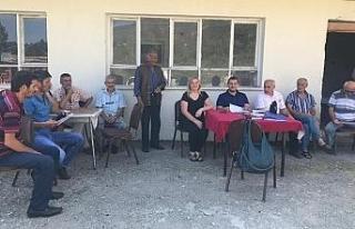 Düzce'de orman köylüsüne destek devam ediyor