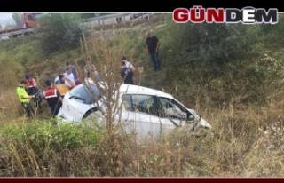 İki ayrı trafik kazasında: 6'sı çocuk 15 yaralı