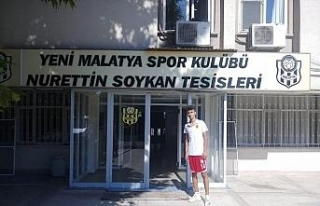 Malatyaspor, 15 yaşındaki Emirhan Öz'ü transfer...