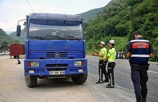Polisi ve Jandarmadan asayiş uygulaması!..