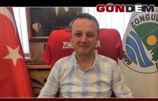 'Yeni Zonguldak lafta kalmayacak'