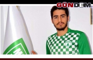 Zonguldak Kömürspor, Onurcan Güler'i transfer...
