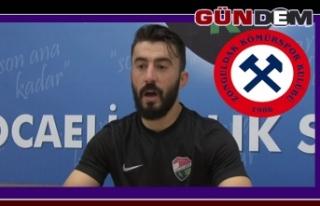Zonguldak Kömürspor, Öztürk'ü transfer etti!..