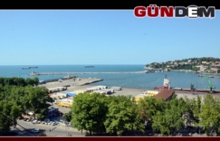 Zonguldak'ta ihracat ve ithalat azaldı!..