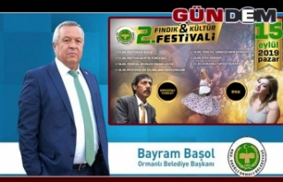 Başkan Başol'dan festivale davet