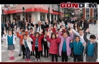 Başkan Bozkurt, öğrencilere başarılar diledi