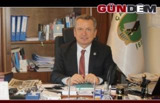Başkan Kantarcı'dan Coşkun ve Süslü'ye...
