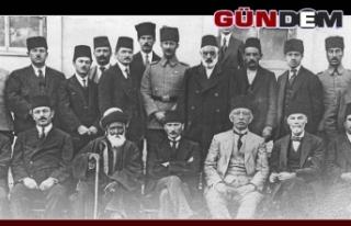 Başkan Posbıyık'tan Sivas Kongresi mesajı