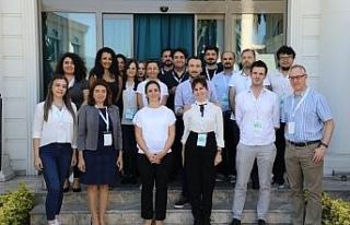 Bilim insanları TR MOF 2019 Semineri'nde bir araya...