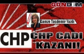 CHP CADI KAZANI!