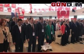 CHP'nin Bölge Toplantısı Yapıldı