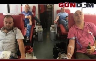 Ereğli Devlet Hastanesi 103 bağış topladı